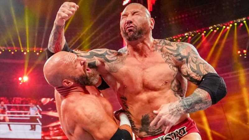Batista confirms he will never wrestle again but could make WWE return