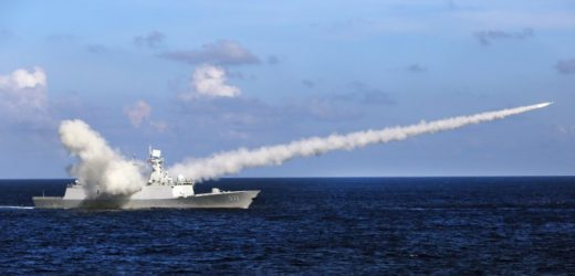 China missile test in South China Sea 'disturbing', says Pentagon