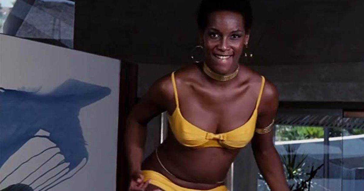First African American Bond girl says she can see a black Bond, but not a woman