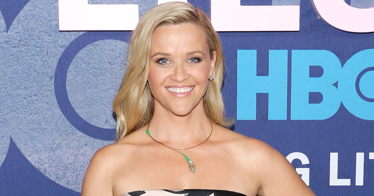 Reese Witherspoon Shares an Adorable Old Clip of Her Discussing The Man in the Moon