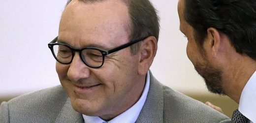 Kevin Spacey gets off in sex assault case as criminal charges dropped