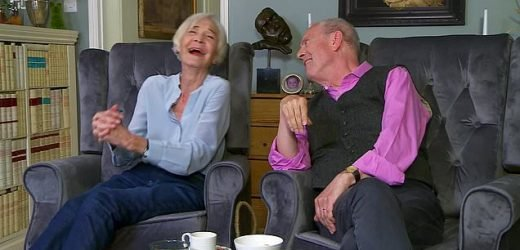 GYLES BRANDRETH looks back on six weeks of Celebrity Gogglebox