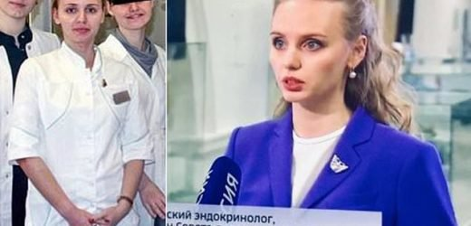 Putin's daughter is top executive at company trying to cure cancer