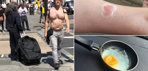 The most disgusting things people have found in the heatwave