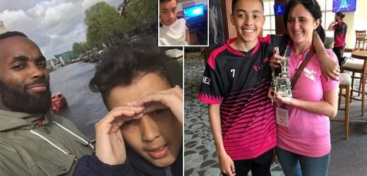 Fortnite boy, 15, who won £1.8m DOES play it for eight hours a day
