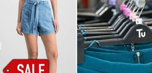 Sainsbury's launches up to 50% off on Tu clothing – here are the best deals
