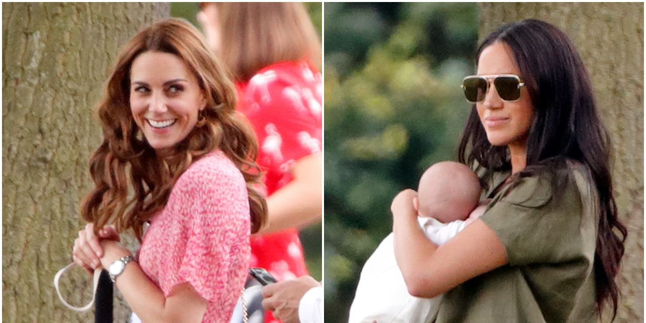 """Royal Biographer Claims Meghan and Kate's Polo Outing Was an """"Orchestrated Front"""""""