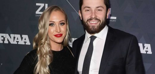 Baker Mayfield gushes about wife Emily Wilkinson after wedding