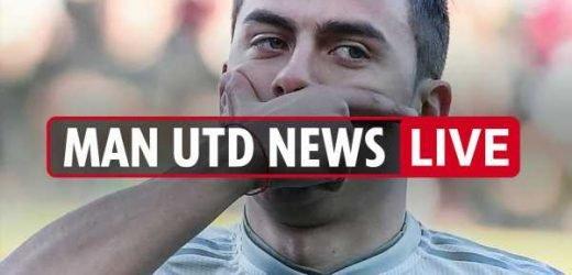7am Man Utd transfer news LIVE: Dybala and Lukaku swap agreed, Maguire contract talks, Kristiansund victory – The Sun