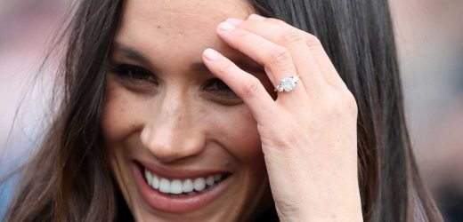 Meghan Markle's blinged-up engagement ring has sparked a trend for old fashioned 'cushion cut' diamonds, says antiques dealer – The Sun