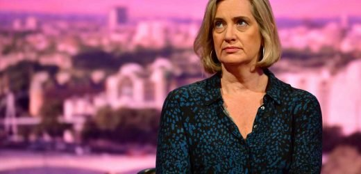 Five-week Universal Credit wait is 'really hard' on pressed Brits, Amber Rudd admits as she pushes next PM to kill it off – The Sun