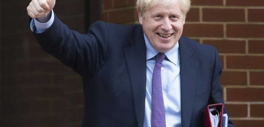 Brits think Boris Johnson IS the best person to be PM – and he's got double the support of Jeremy Corbyn
