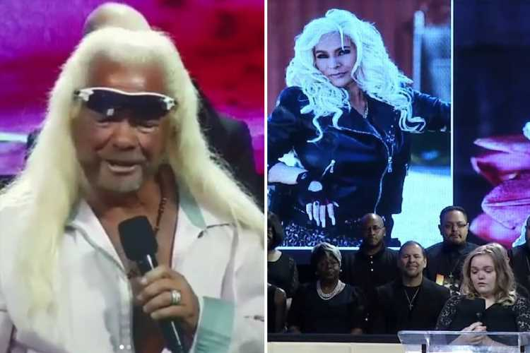 Dog the Bounty Hunter reveals how he met wife Beth Chapman at her funeral – The Sun