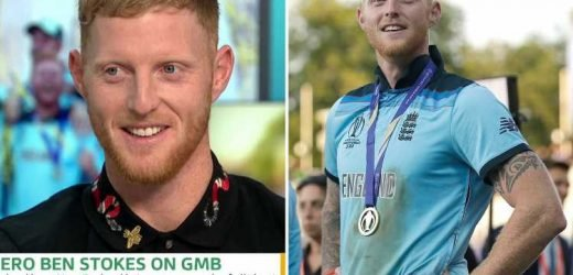 Stokes jokes he's only just sobered up after thinking he'd lost England the World Cup – The Sun