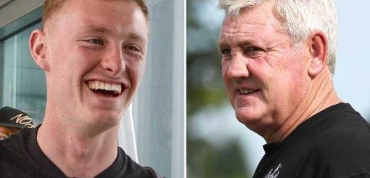 Man Utd lining up £30m Longstaff bid but Newcastle boss Steve Bruce tells them to forget deal for midfielder – The Sun