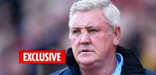 Newcastle pay Sheffield Wednesday £4m for Steve Bruce with boss set to replace Rafa Benitez as St James' Park – The Sun