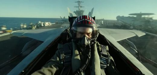 Top Gun 2: Did Tom Cruise really pilot US Navy fighters jets in Maverick?