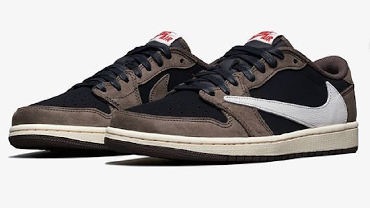 Air Jordan 1 Low OG Cactus Jack: Photos of Travis Scott's sneaker collab revealed