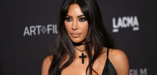 Kim Kardashian Just Shared Candid BTS Photos From Her New Criminal Justice Reform Documentary