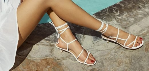 The 38 Hottest Sandals You Can Buy This Summer — From Flip Flops to Slingbacks