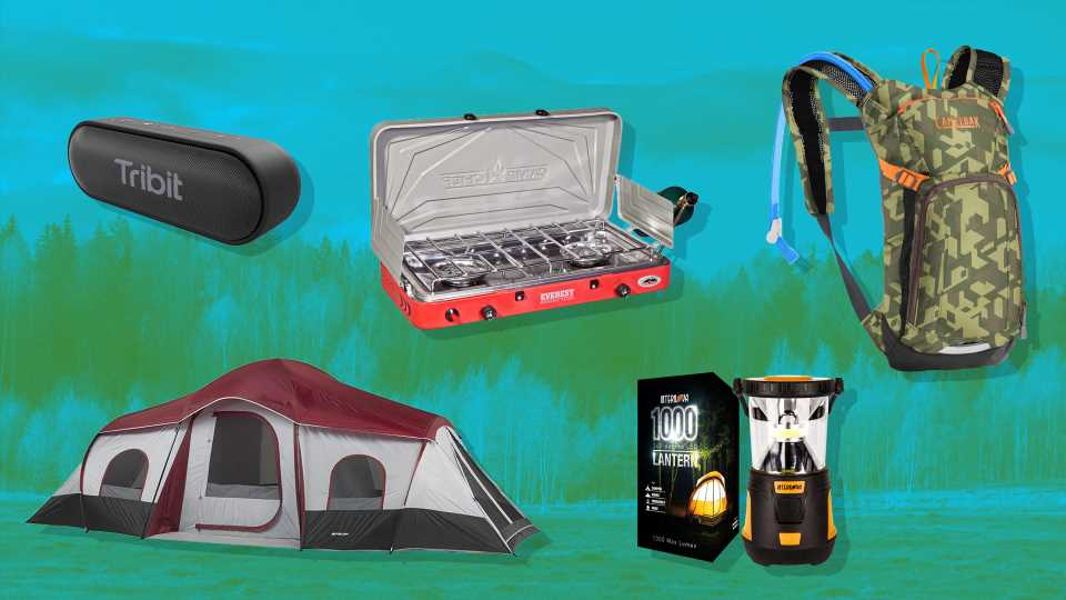 Getting Ready for a Family Camping Trip? Consider This Is Your Supply-Shopping Guide