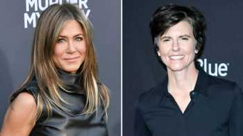 Jennifer Aniston and Tig Notaro Join Hollywood's Buttigieg Bandwagon