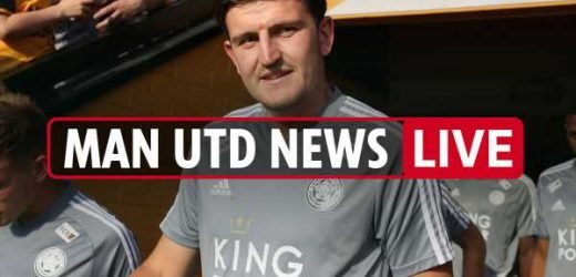 1pm Man Utd transfer news LIVE: Maguire not wanted by City, Eriksen could partner Pogba, Lukaku to replace Icardi at Inter – The Sun