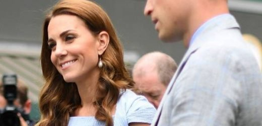 Kate Middleton Returns to Wimbledon for a Date With Prince William