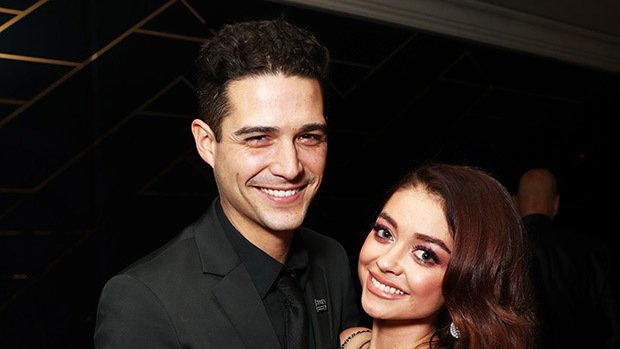 Sarah Hyland & Wells Adams Are Engaged After 2 Years Of Dating — Watch Him Propose