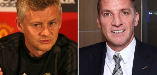 More punters have backed Leicester to win Premier League than Man Utd as confidence drains in Solskjaer's side – The Sun