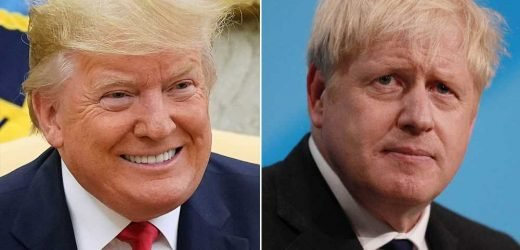 Trump says Boris Johnson would fix Brexit as Britain's prime minister