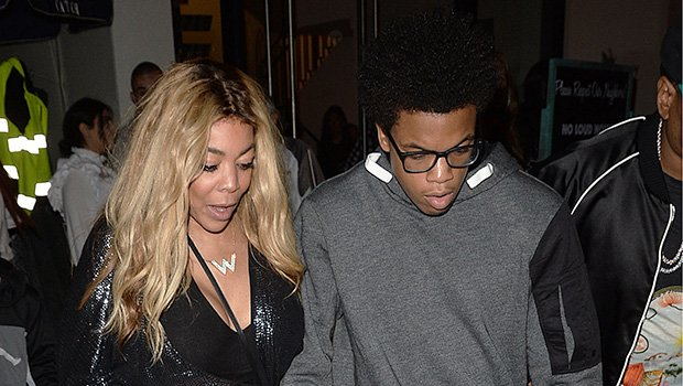 Wendy Williams' Son Kevin Hunter Jr. Doesn't Want Her To 'Rush' Into Dating