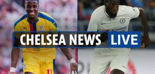 7.40am Chelsea transfer news LIVE: Zaha £60m deal after transfer ban, Bakayoko to PSG or AC Milan, Kante fit for United – The Sun