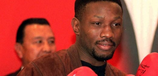 Ex-boxing champ Pernell Whitaker dies after being hit by car
