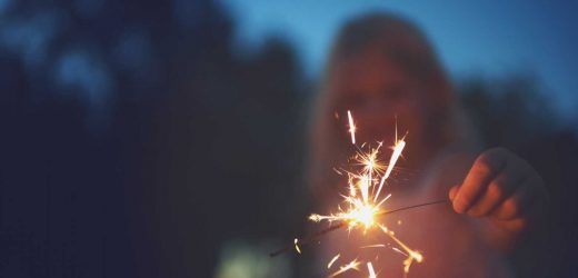 Sparklers are not harmless. Here are other ways to celebrate the Fourth of July with kids