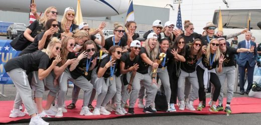 World Cup parade live blog: United States women celebrate 2019 title