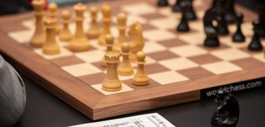 Chess player allegedly caught cheating with phone in bathroom during tournament