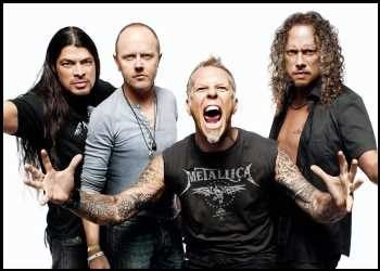 Metallica To Release Children's Book Telling Band's History