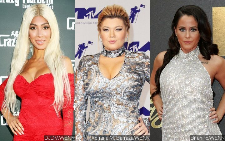 Farrah Abraham on Amber Portwood and Jenelle Evans Scandals: I Saw It Coming