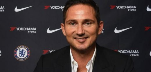 Frank Lampard: Chelsea job the biggest challenge of my career