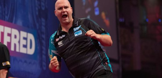Three of the world's top five are in quarter-final action on Friday at the World Matchplay