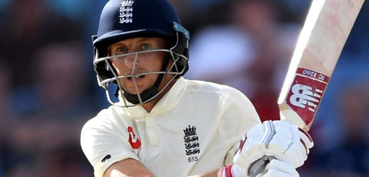 Joe Root to bat third for England in Ashes opener at Edgbaston