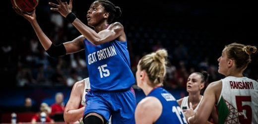 Temi Fagbenle Lifts Great Britain to New Heights at Women's EuroBasket