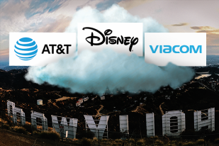 ViacomCBS Merger Caps Hollywood's 'Eat or Get Eaten' Consolidation Era