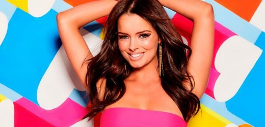 Love Island's Maura Higgins gets 'flutters' over becoming This Morning presenter
