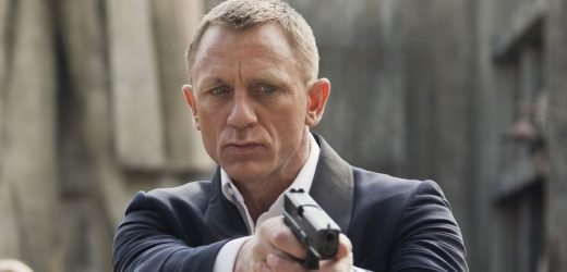 Bond 25 name and release date revealed as Daniel Craig takes on another mission