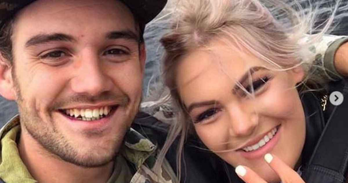 Coronation Street star James Burrows engaged to girlfriend Sophie Coates after beautiful proposal in middle of lake