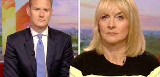 Louise Minchin: BBC Breakfast host makes bizarre outfit revelation with co-star Dan Walker