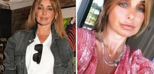 Louise Redknapp: Jamie Redknapp's ex asks fans for advice as she hints at major change