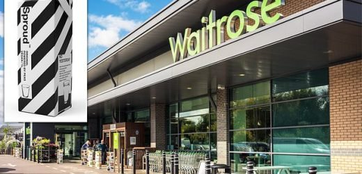 Waitrose launch new alternative to dairy milk and it's made from PEAS